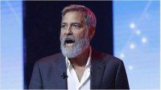 George Clooney jest już gotowy na zimę stulecia