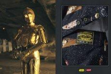 """Kosmiczna kooperacja """"Gwiezdnych Wojen"""" i marki Levi's zadebiutuje już 1 listopada."""