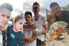 Na profilach tych ojców można znaleźć sporo inspiracji.
