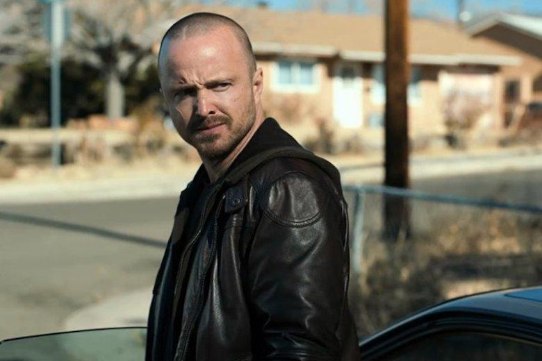 """Film """"El Camino"""" należał się Jesse'emu Pinkmanowi, postaci granej przez Aarona Paula"""