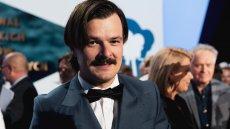Wąsy typu Chevron nosi między innymi Dawid Ogrodnik