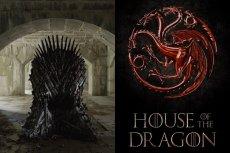 """Powstanie dziesięcioodcinkowy prequel """"Gry o Tron"""" zatytułowany """"House of Dragon""""."""